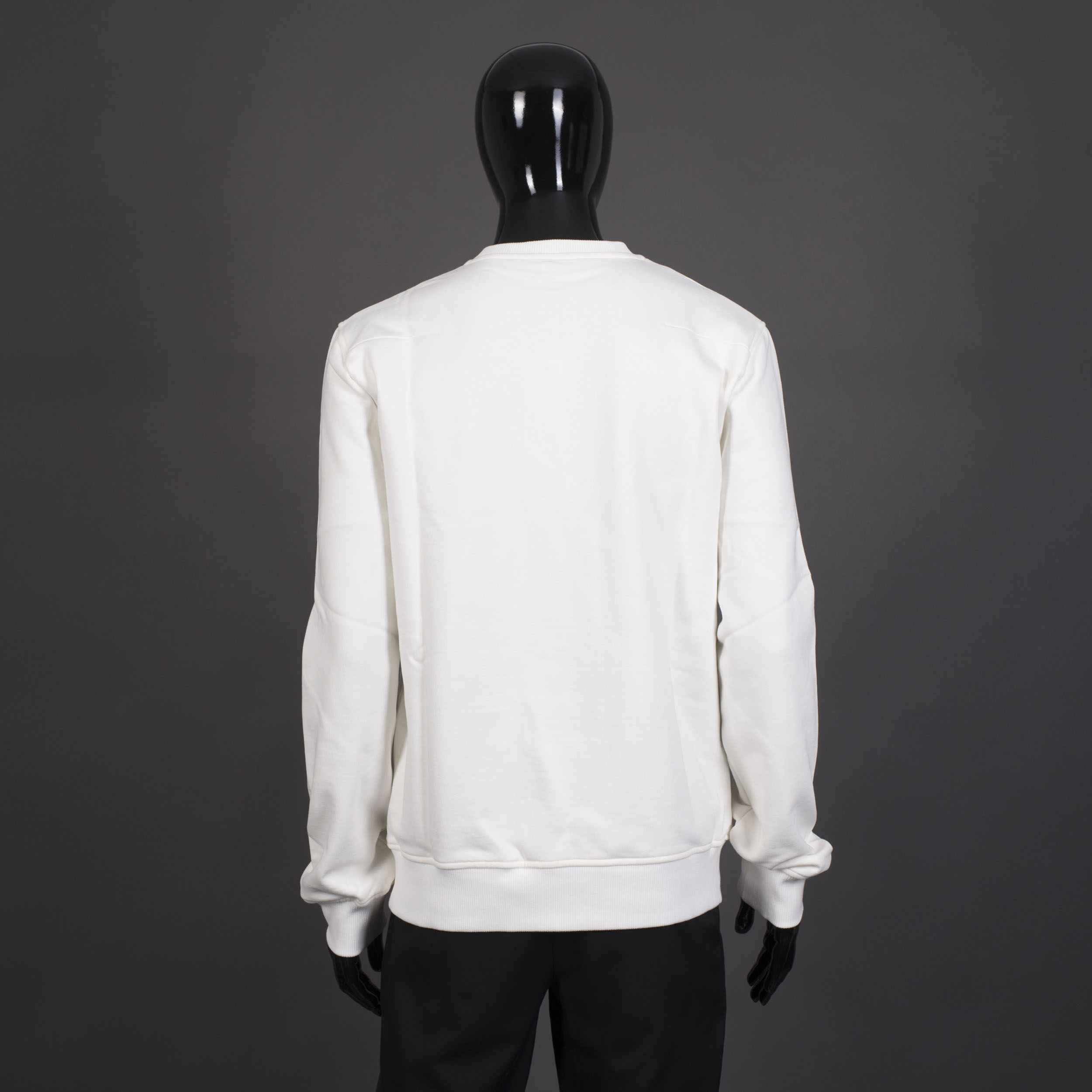dd5abe9d DIOR x KAWS 1050$ Sweatshirt In White Cotton With Jeweled Bee ...